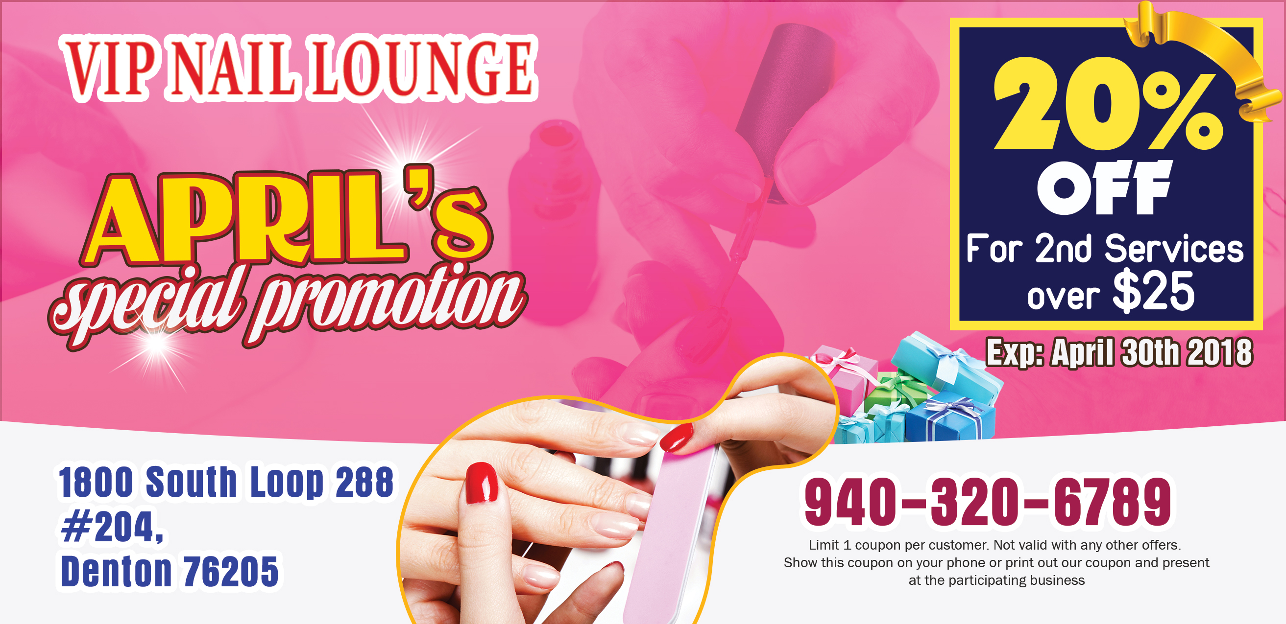 South Loop Nail Salon – The Best Of Salon 2018